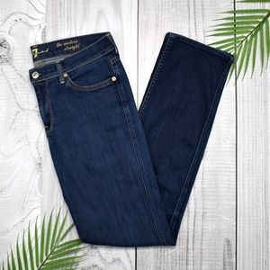 7 For All Mankind Modern Straight Jeans